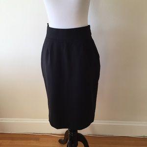 Calvin Klein Skirts - Calvin Klein pinstripe pencil skirt - size 6